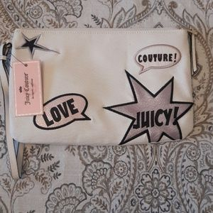 Juicy Couture makeup Clutch New